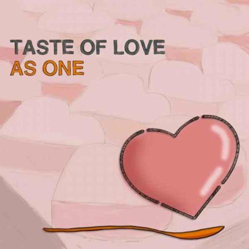 [Single] AS ONE – Taste Of Love