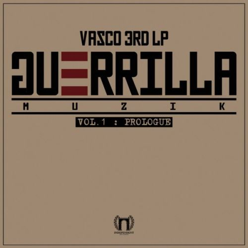 `Guerrilla Muzik` Vol.1: Prologue 앨범이미지