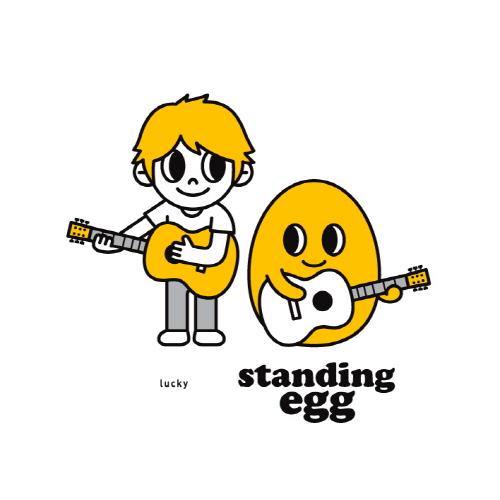 Standing Egg – Lucky – EP (WAV)