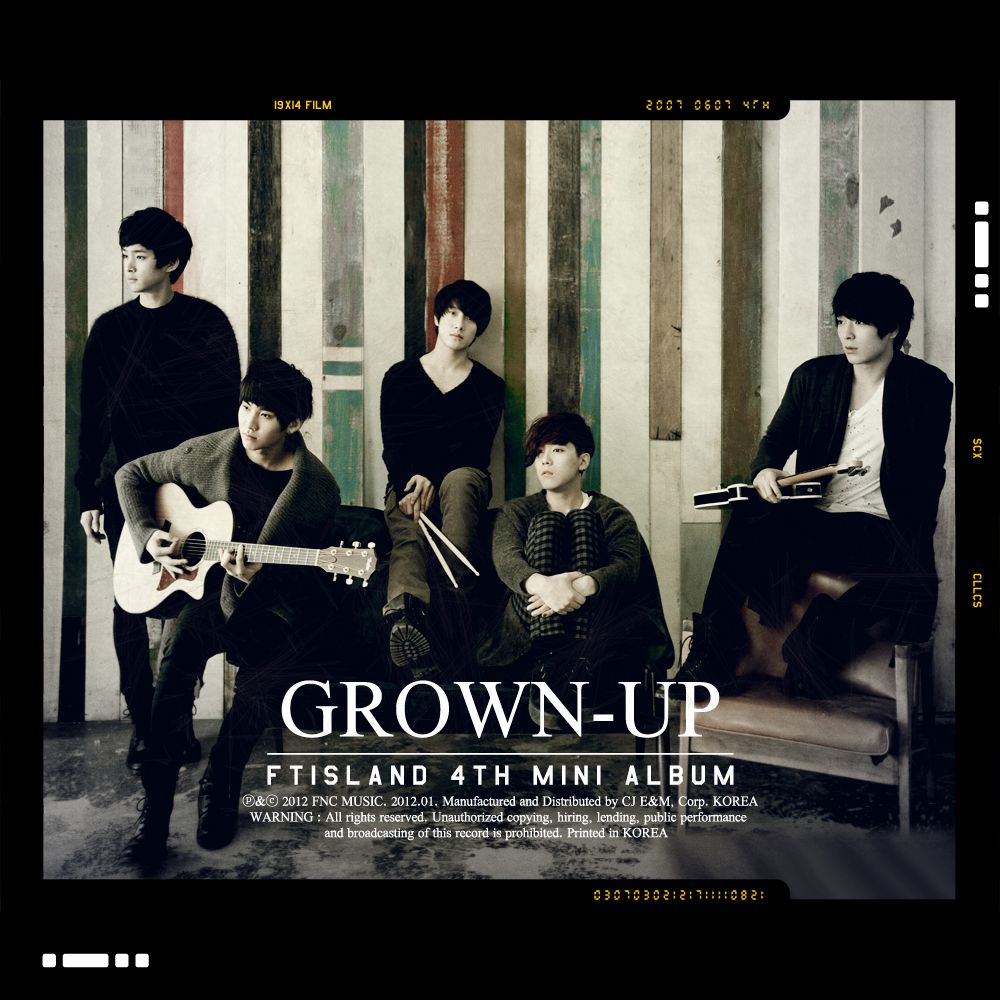 download ftisland grown-up mp3