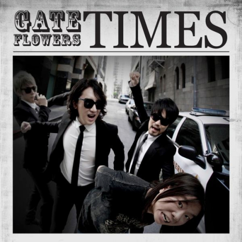 Gate Flowers – Gate Flowers The First Album `Times`