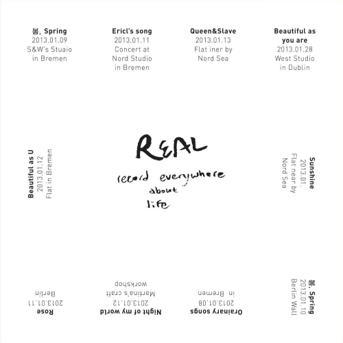 [EP] Gonne Choi – Real