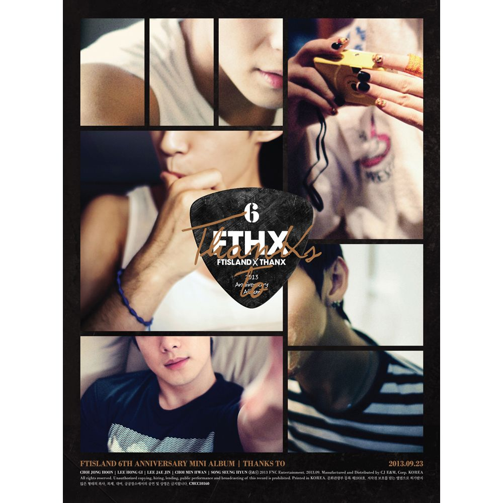 download ftisland thanks to mp3