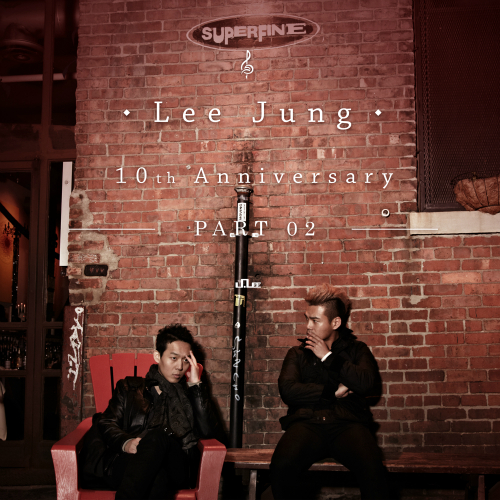 Lee Jung (J.Lee) – J-Lee 10th Anniversary Album, Pt. 2 'Synergy' (ITUNES MATCH AAC M4A)