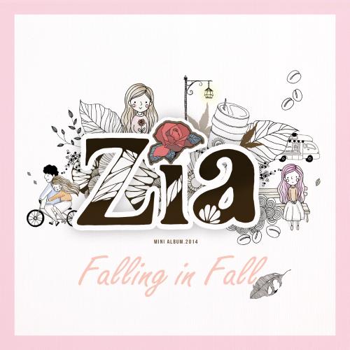 [EP] ZIA – Falling In Fall (FLAC + ITUNES PLUS AAC M4A)