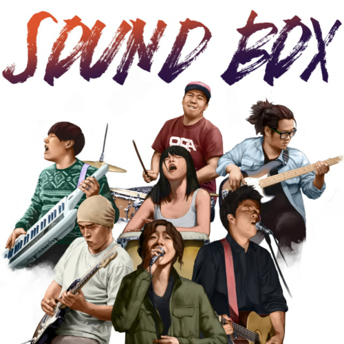 SOUNDBOX – Soundbox