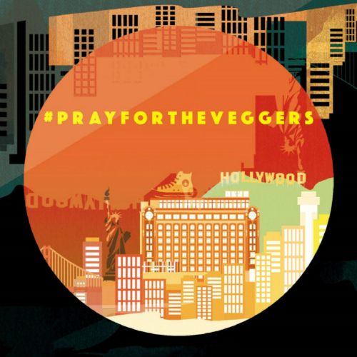 [Single] The Veggers – #Prayfortheveggers