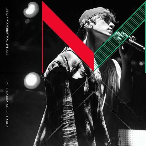 Lee Min Woo Christmas Live 2015 앨범이미지