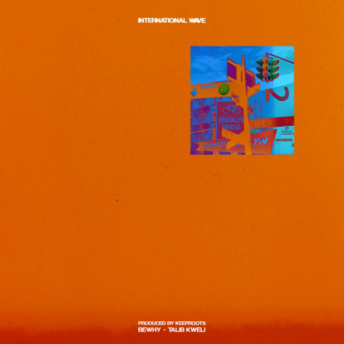[Single] BewhY, Talib Kweli – International Wave (ITUNES PLUS AAC M4A)