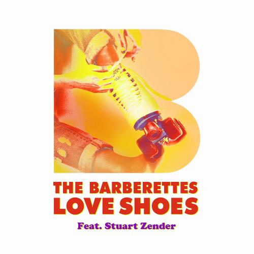 [Single] The Barberettes – Love Shoes (feat. Stuart Zender)
