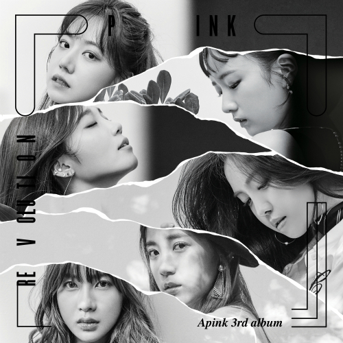 APINK – Pink Revolution (FLAC + ITUNES PLUS AAC M4A)