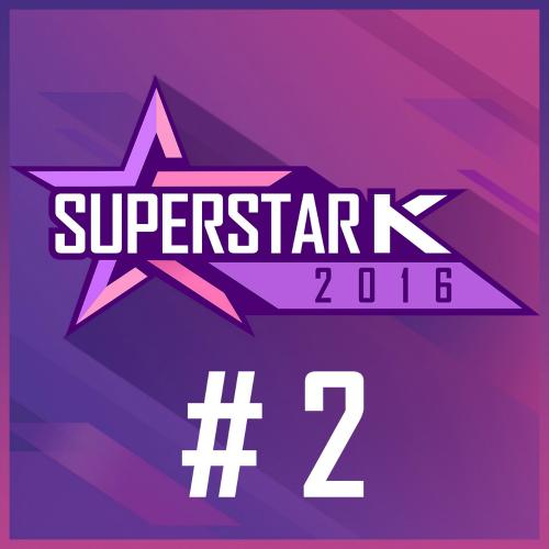 [Single] Various Artists – SUPERSTAR K 2016 #2