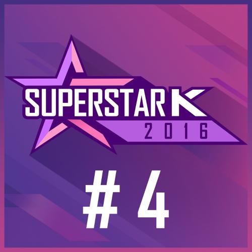 Kim Young Geun, Lee Sera – SUPERSTAR K 2016 #4