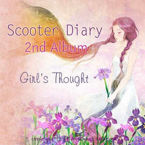Scooter Diary – 2nd Album Girl`s Thought