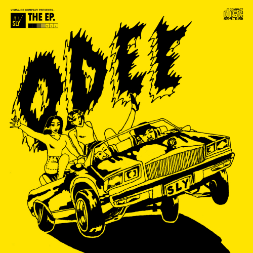 ODEE – SLY – EP (ITUNES MATCH AAC M4A)