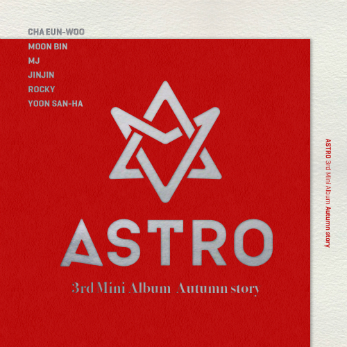 ASTRO – Autumn story – EP (ITUNES MATCH AAC M4A)