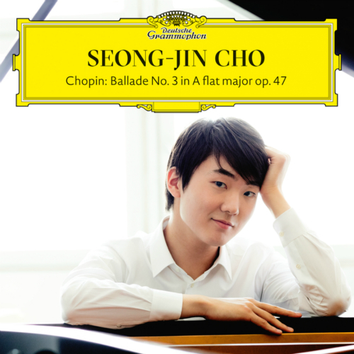 [Single] Seong-Jin Cho – Chopin-Ballade No.3 In A Flat Major Op.47