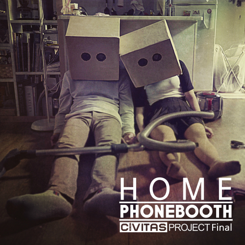 [Single] PHONEBOOTH – HOME