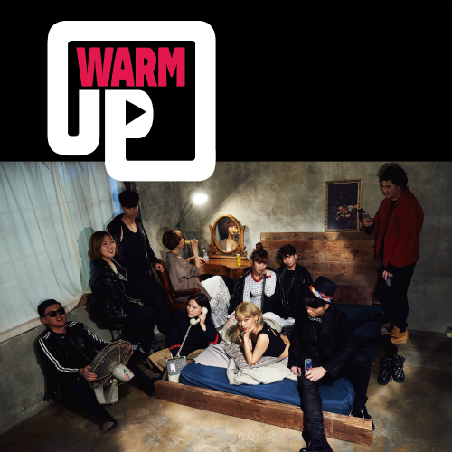 [EP] Various Artists – #WEPLAY WARM UP