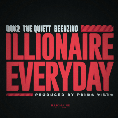 [Single] ILLIONAIRE RECORDS – ILLIONAIRE EVERYDAY