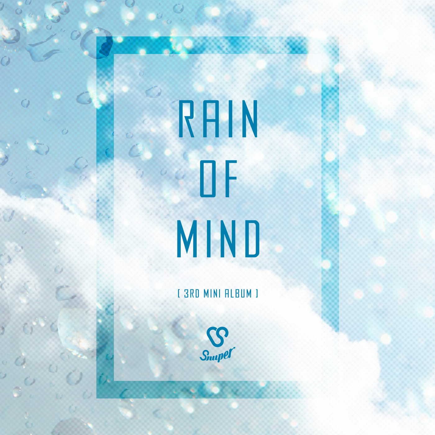 SNUPER 3rd Mini Album `Rain of Mind` 앨범이미지