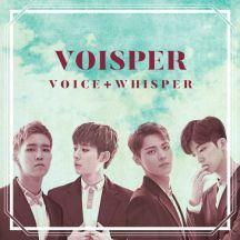 Voice + Whisper 앨범이미지
