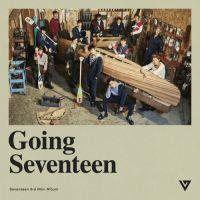 Seventeen 3rd Mini Album `Going Seventeen` 앨범 이미지