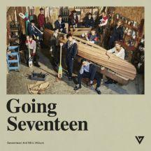 Seventeen 3rd Mini Album `Going Seventeen` 앨범이미지