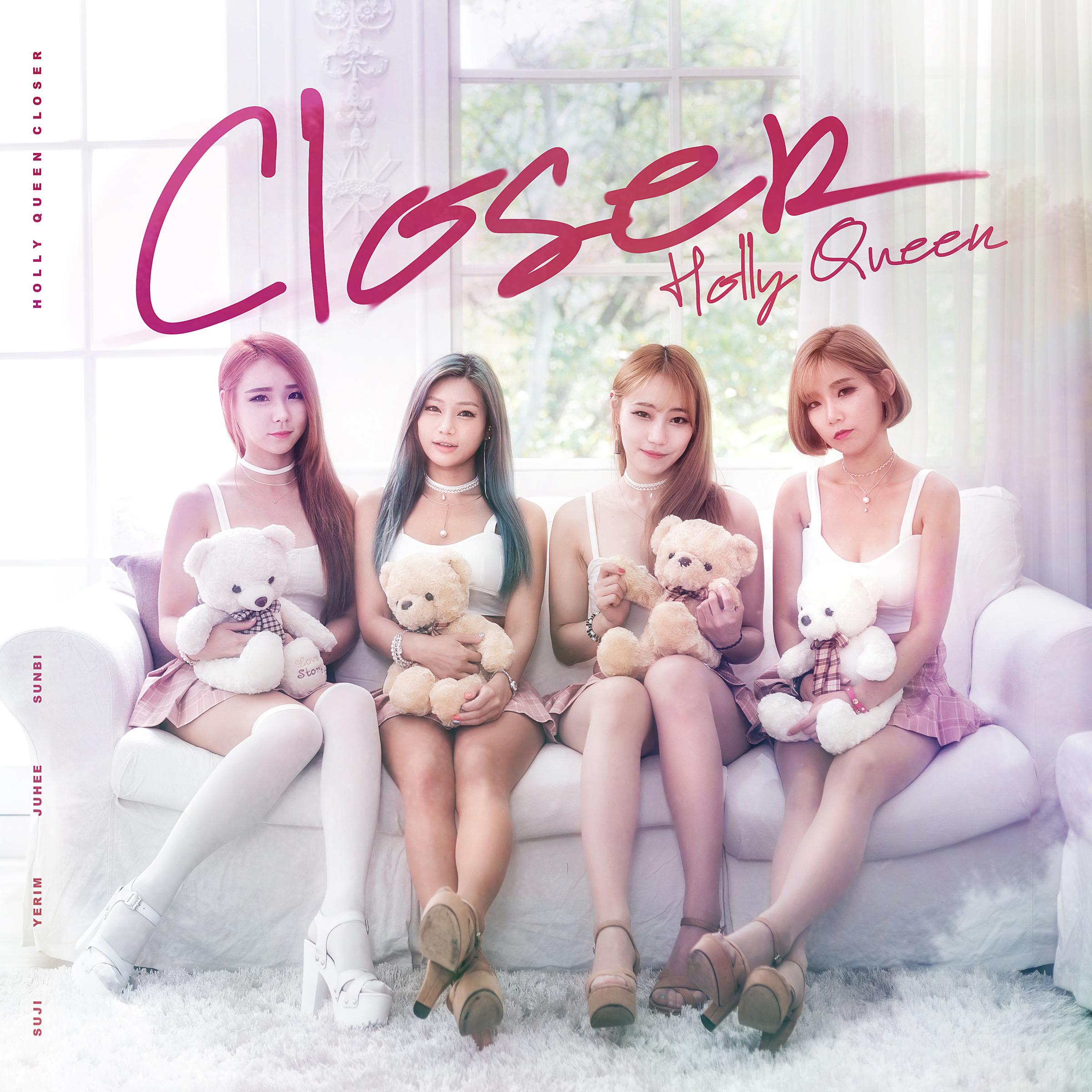 Closer 앨범이미지