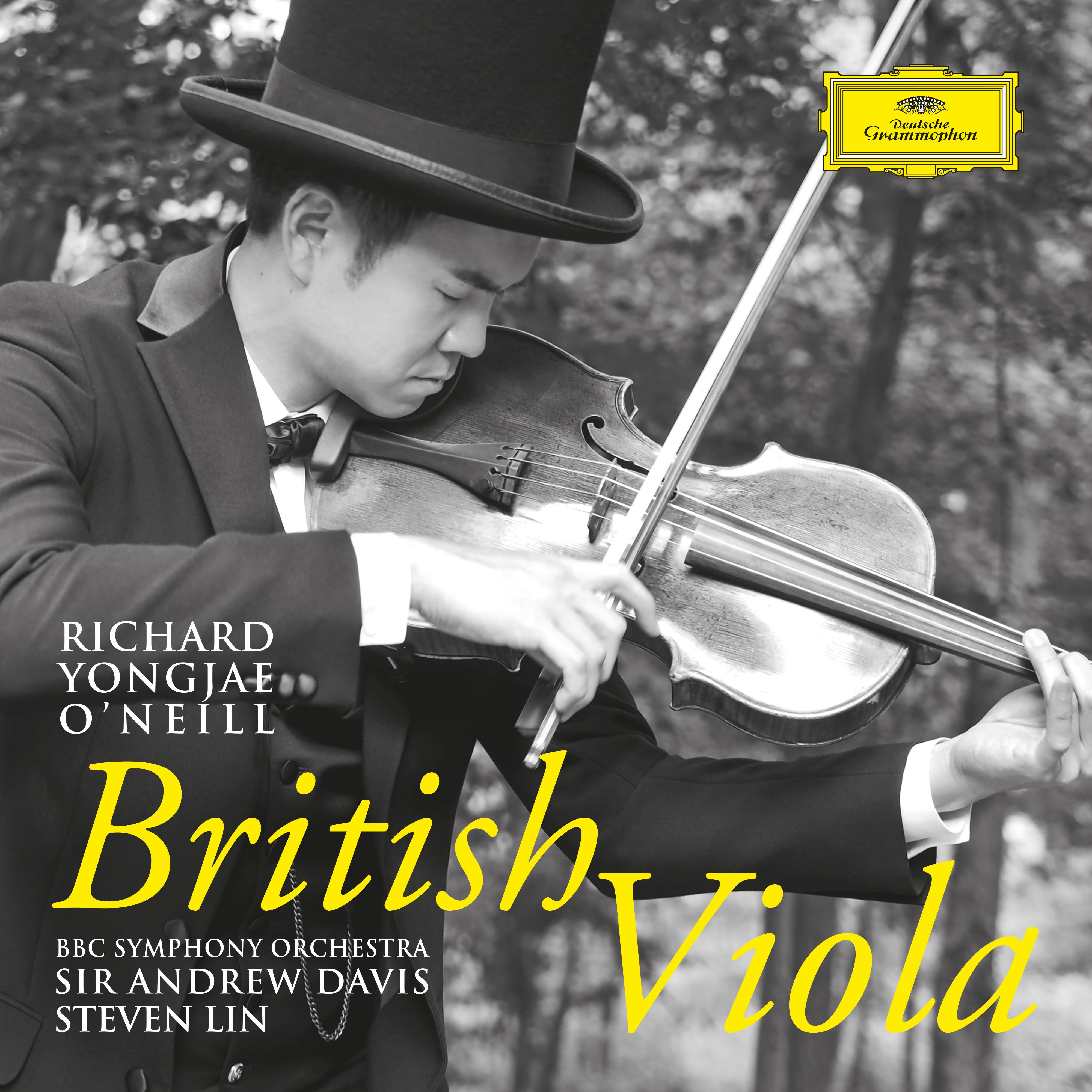 브리티쉬 비올라 (British Viola) 앨범이미지