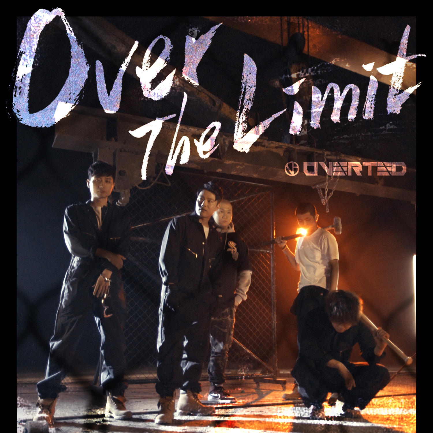Over The Limit (Prod. By Deepflow) 앨범이미지