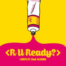 Lovelyz 2nd Album `R U Ready?` 앨범이미지