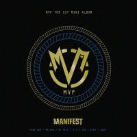 1st Mini Album `MANIFEST` 앨범 이미지