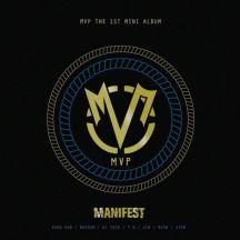 1st Mini Album `MANIFEST` 앨범이미지