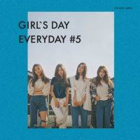 GIRL`S DAY EVERYDAY #5 앨범 이미지