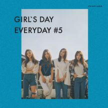 GIRL`S DAY EVERYDAY #5 앨범이미지