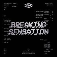 SF9 2nd Mini Album `Breaking Sensation` 앨범 이미지