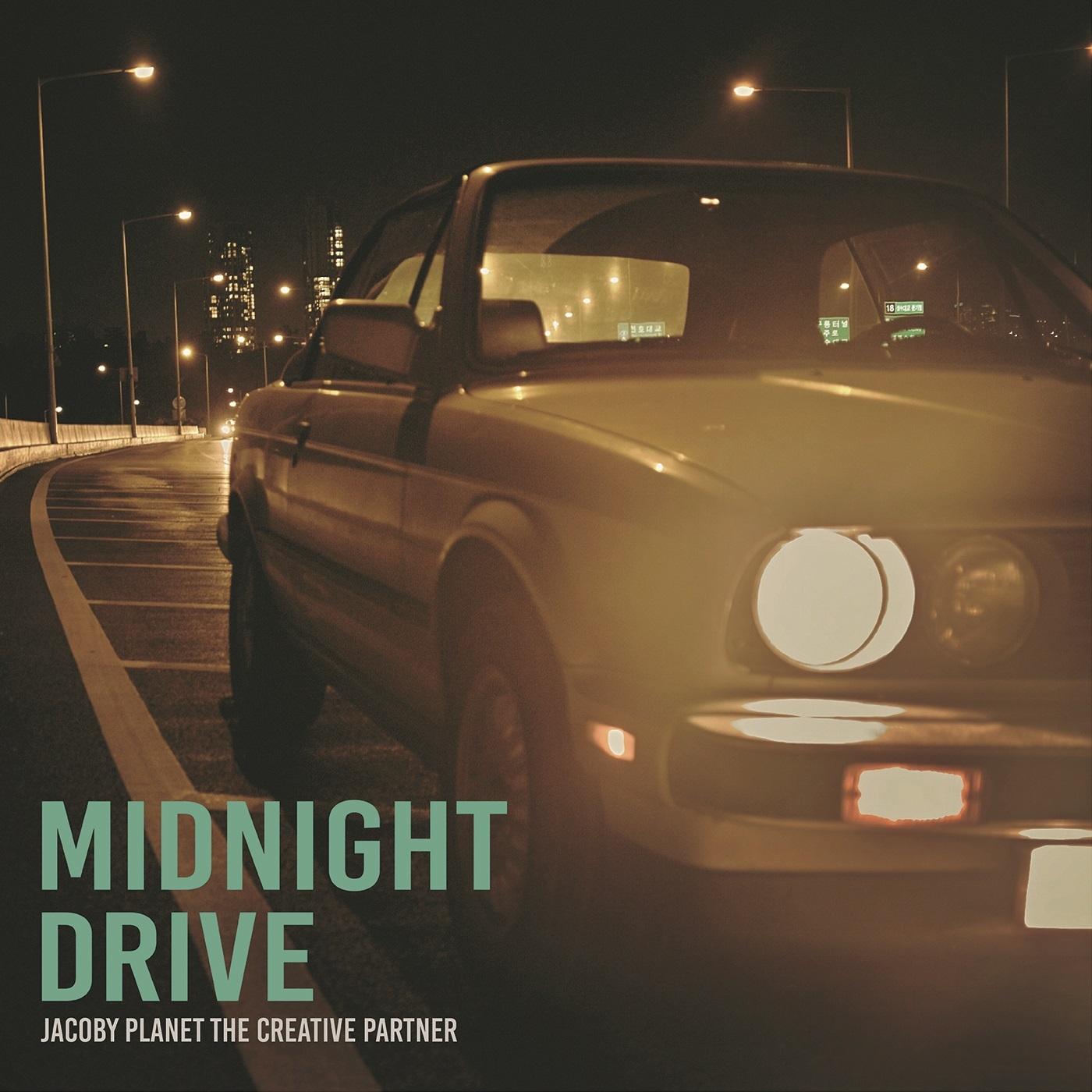 MIDNIGHT DRIVE (Feat. 김호연 Of 달 좋은 밤) 앨범이미지
