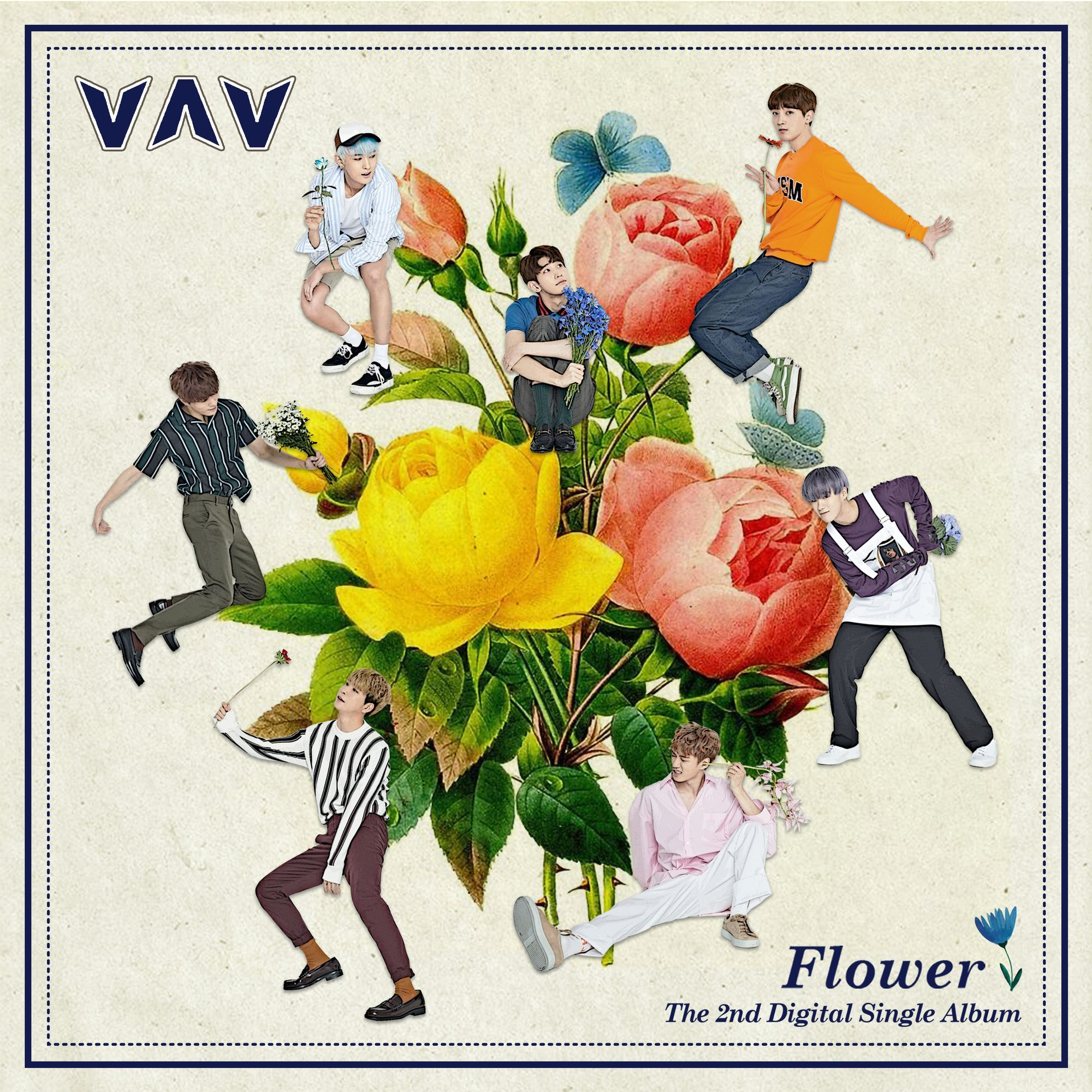Flower (You) 앨범이미지