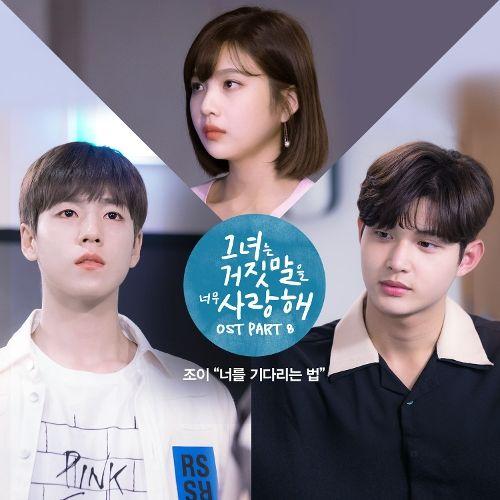 그녀는 거짓말을 너무 사랑해 OST Part.8 앨범이미지
