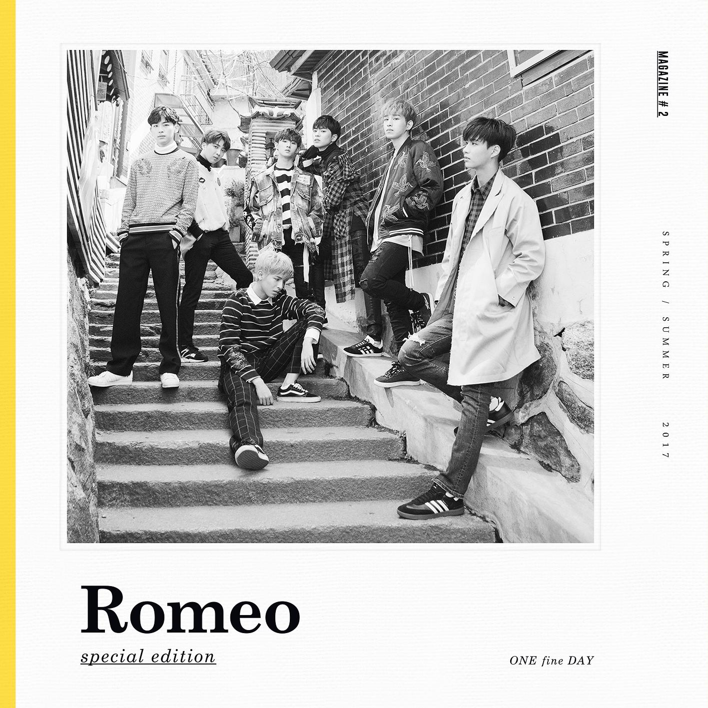 로미오 (ROMEO) Special Edition `ONE fine DAY' 앨범이미지