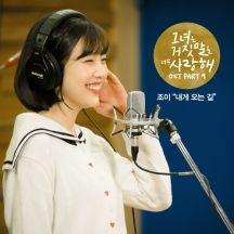 그녀는 거짓말을 너무 사랑해 OST Part.9 앨범이미지