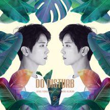 JUNG YONG HWA 1ST MINI ALBUM DO DISTURB 앨범이미지