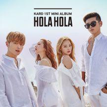 KARD 1st Mini Album `Hola Hola` 앨범이미지