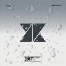 `GRAVITY, Completed` Repackage 앨범이미지