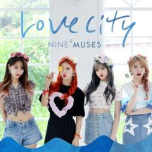 MUSES DIARY PART.3 : LOVE CITY 앨범이미지
