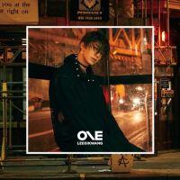 LEEGIKWANG 1ST MINI ALBUM `ONE` 앨범 이미지