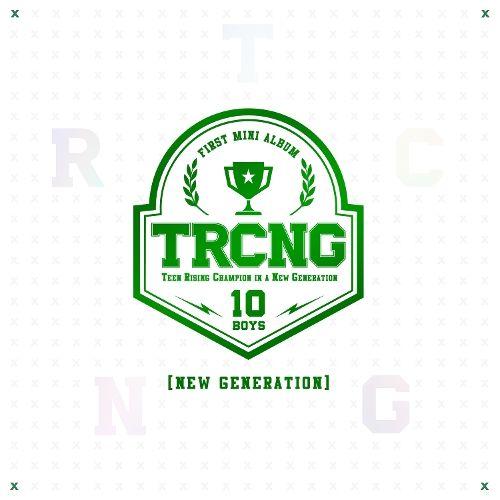 TRCNG 1ST MINI Album `NEW GENERATION` 앨범이미지