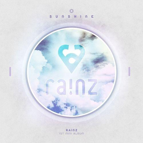 RAINZ 1ST MINI ALBUM `SUNSHINE` 앨범이미지