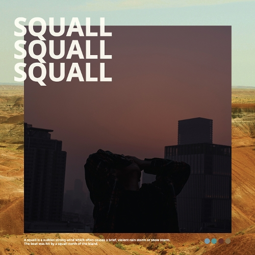 Z A K U Z I – SQUALL – Single